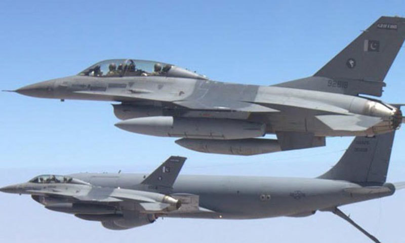 The ISPR said several militant hideouts were destroyed in the targeted airstrikes