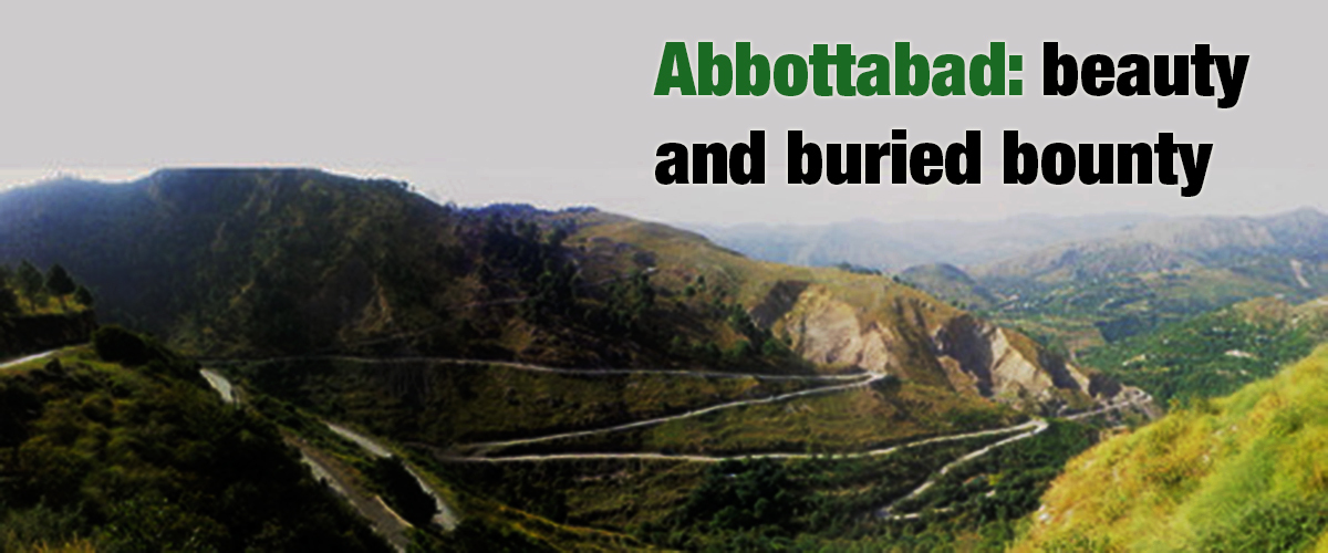 Abbottabad Beauty And Buried Bounty