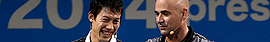 Nishikori one of the greatest shot-makers: Agassi