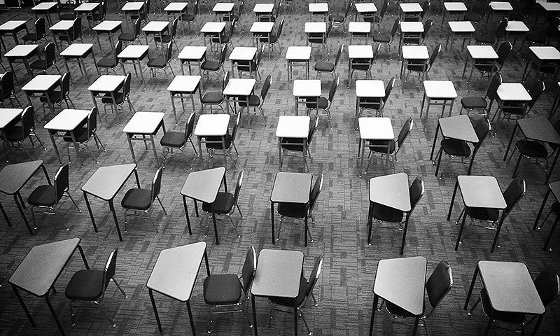 سی ایس ایس امتحان میں کامیابی حاصل کرنے کے لیے قسمت اور قرآنی سورتیں یاد کرنے کے بعد سب سے بہترین نسخہ رٹا ہے — فوٹو کری ایٹو کامنز