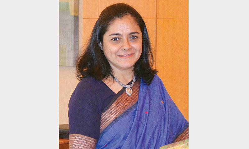 Nandita Bhavnani