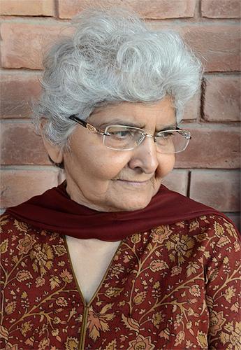 """""""Urdu is an unfortunate language; nobody owns it."""" —Azhar Jafri/White Star"""