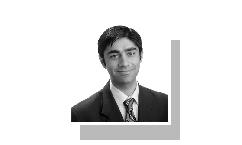 The writer is a foreign policy expert based in Washington, DC. He is editor of Insurgencies and Counterinsurgencies in South Asia: Through a Peacebuilding Lens.