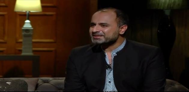 Deepak Perwani on 'Tonite With HSY'