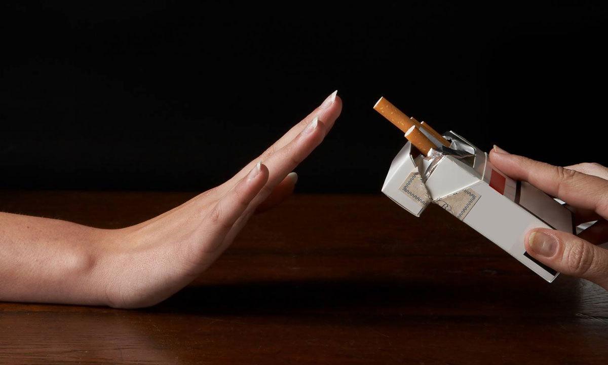 تمباکو نوشی چھوڑنے کے 12مددگار طریقے