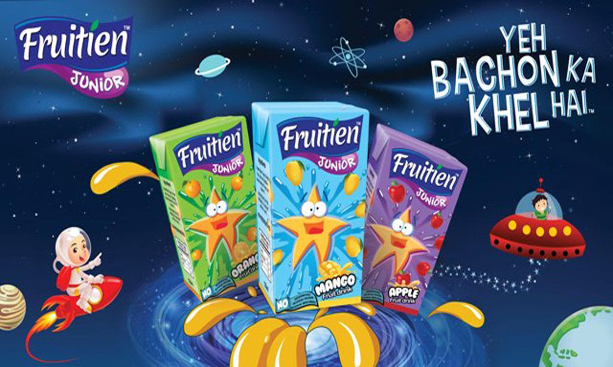 CitroPak launches Fruitien Junior