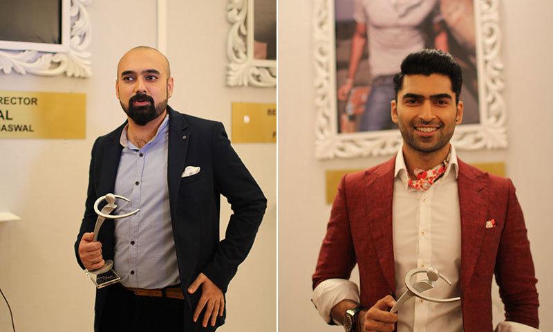 Yasir Jaswal and Rizwan Ali—Photo by Yumna Rafi