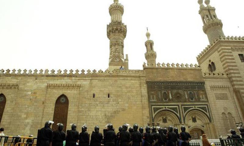 Al-Azhar is Egypt's top religious authority and regarded as the most prestigious centre of Sunni Muslim learning. -AFP/File