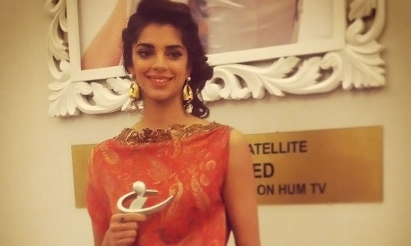 Sanam Saeed.— Photo by Mahjabeen Mankani