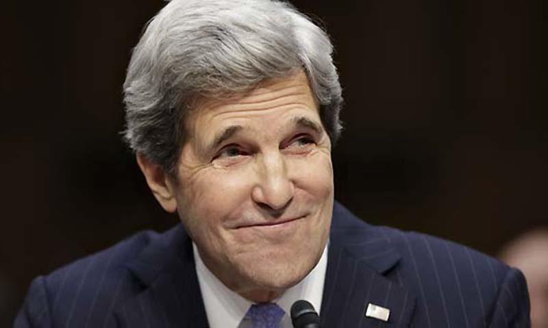 Sen. John Kerry.—AP/File