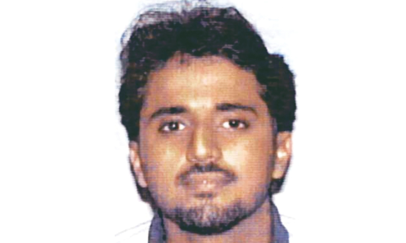 A FILE photo of Adnan Shukrijumah provided by the FBI.—AP