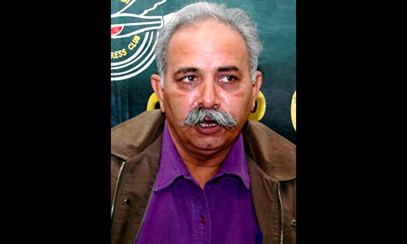 Punjab Assembly member Rana Jamil Hasan, also known as 'Gudo Khan', was kidnapped on May 31, 2014 near Sheikhupura in Punjab province.