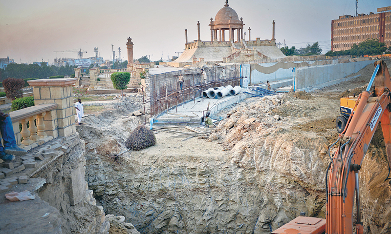 SHC seeks reply from real estate firm, others in Clifton project case