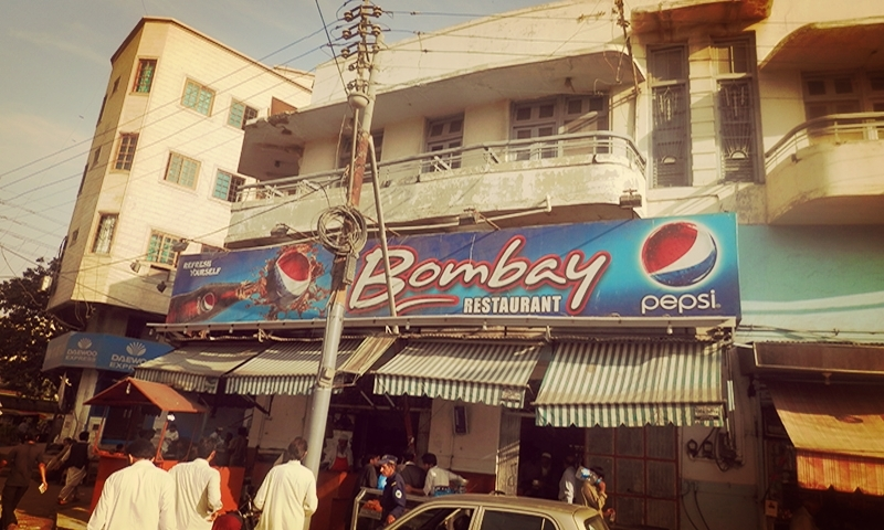 In Sindh and especially Karachi, Bombay is still alive as a brand, identity and a living piece of history.