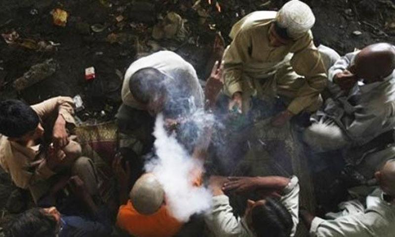 Over one million Pakistanis hooked on opiates: study