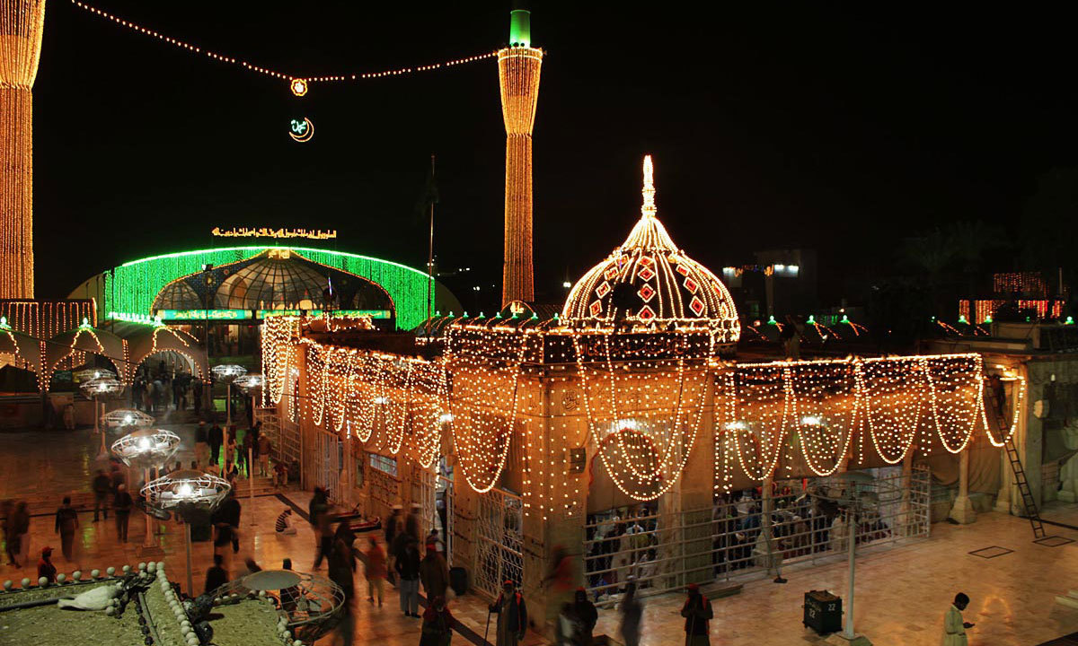 The Urs of Data Ganjbaksh has its own religious significance but at the same time it is also considered as Lahore's biggest cultural event. - Online