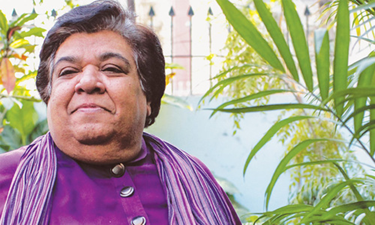 67-year-old nurse Lillian Marjorie— Photo by Muhammad Umar