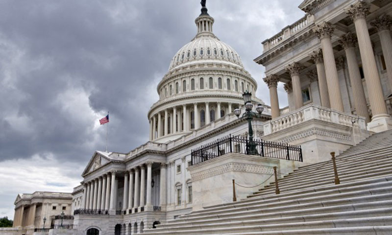 The US Capitol in Washington. — AP/File