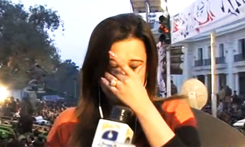5 awful responses to Sana Mirza's harassment at the PTI