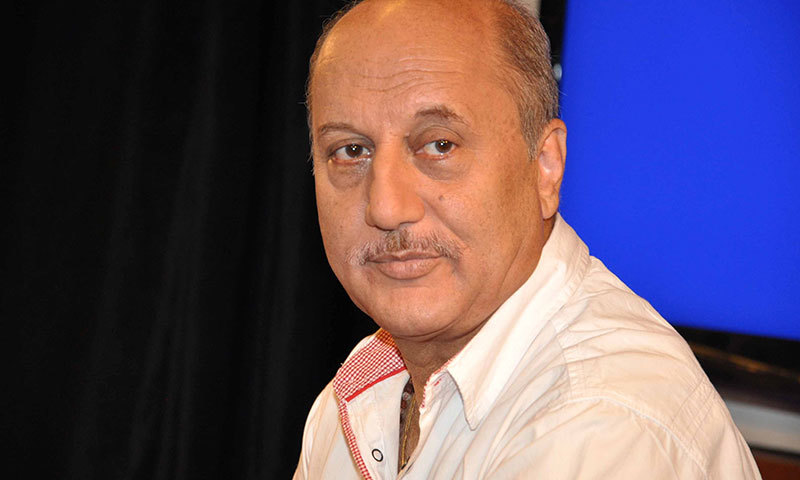Anupam Kher. – Photo credit: glamcapture.com