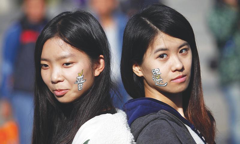 Xi defends 'one China' policy in Macau
