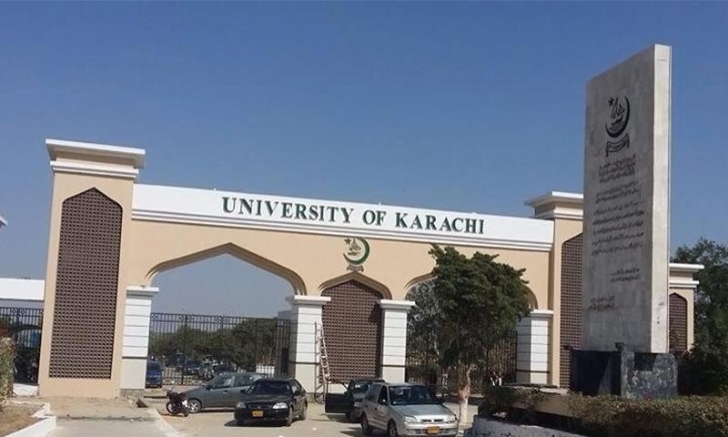 University of Karachi. Photo: Facebook/UoK-News-Official