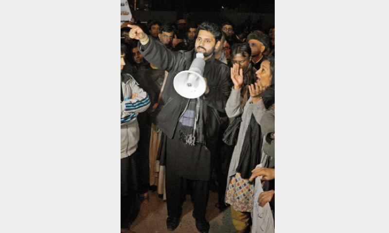 Jibran Nasir — the alpha activist?