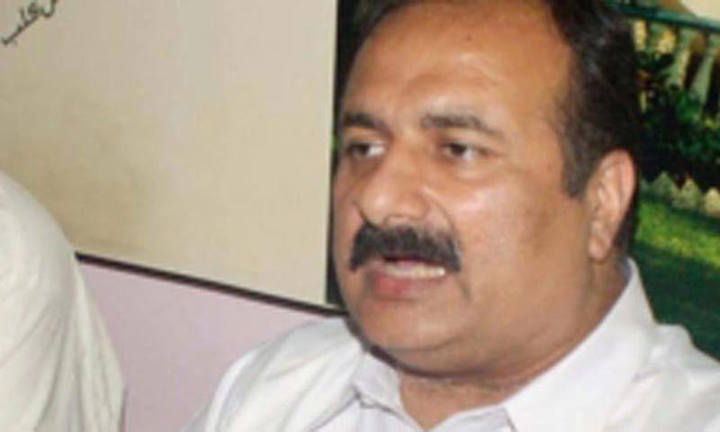 Punjab Education Minister Rana Mashhood. — PPI/File