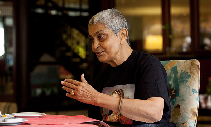 Gayatri Spivak on Derrida, the subaltern, and her life and work
