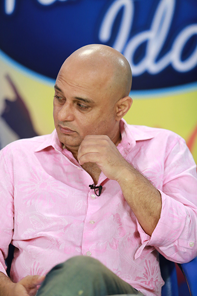 Ali Azmat. – Photo credit: pakistanidol.com