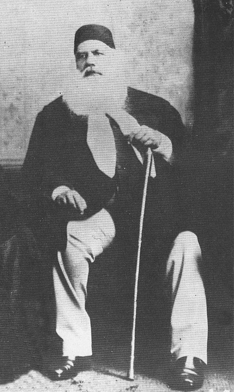 Syed Ahmed Khan