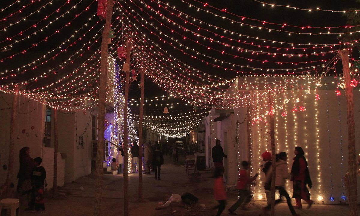 Christmas Celebrations Across Pakistan Pakistan Dawn Com