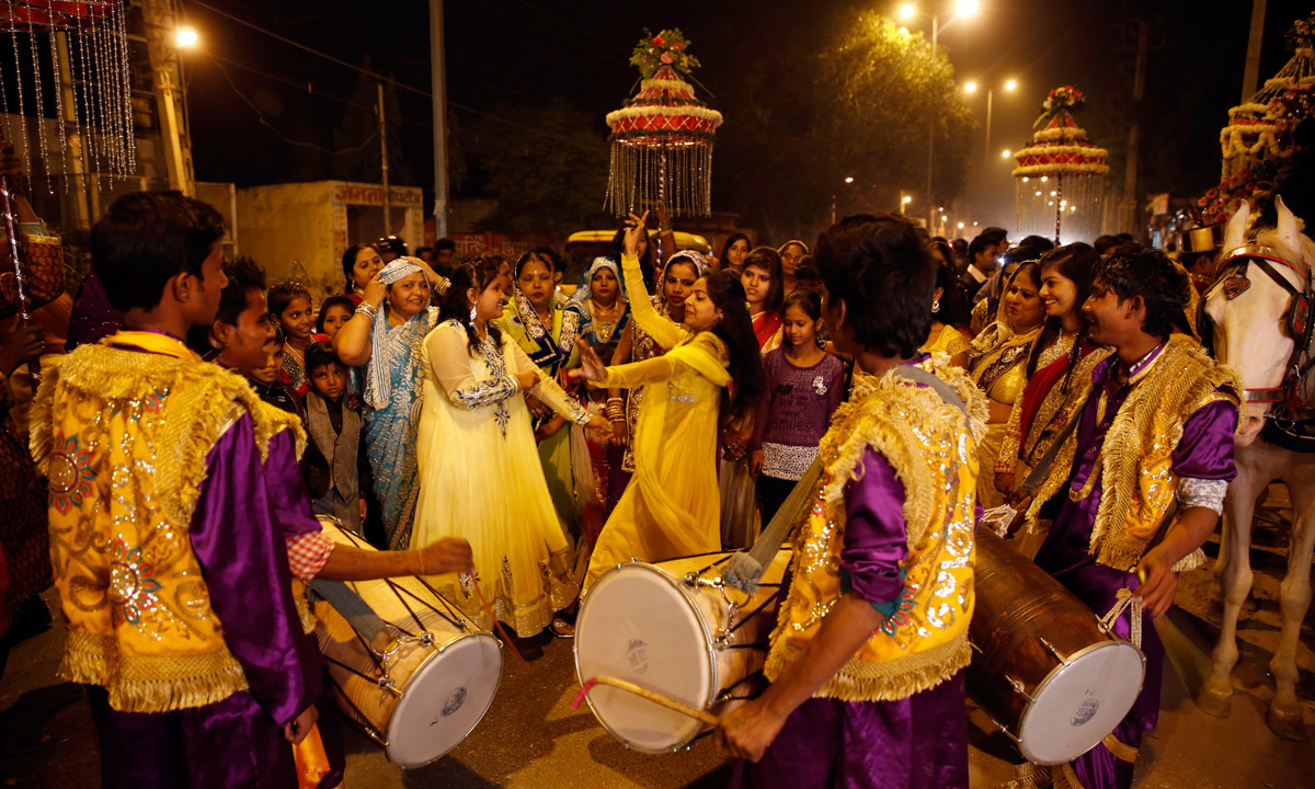Indias Disappearing Brass Bands