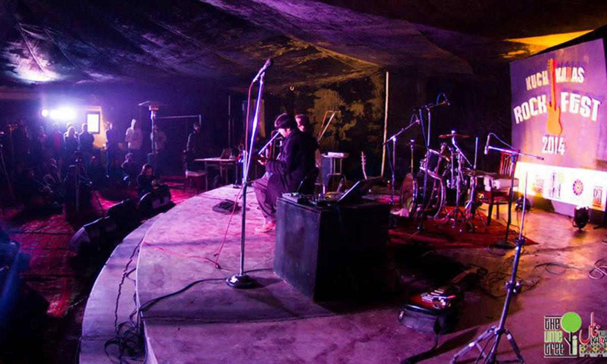 Rockfest in Islamabad. – Photo credit: Riz Photography