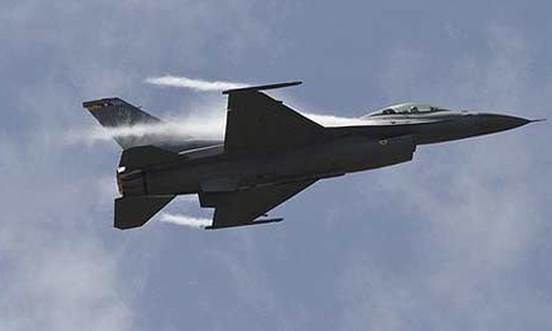 Airstrikes targeted militant hideouts in the Dattakhel area of North Waziristan. -File