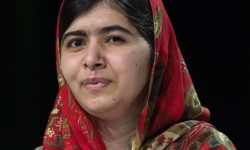 Malala among women 'most admired' by Americans: poll