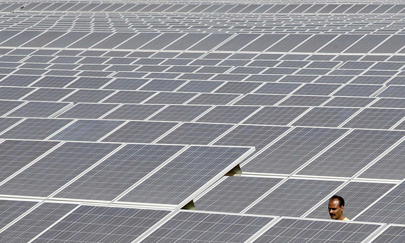 India eyes $100bn solar investment by 2022