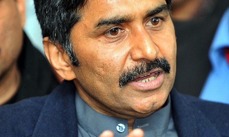 Javed Miandad. — AFP