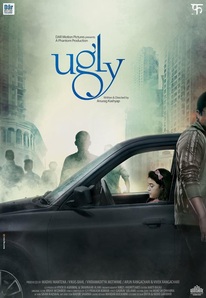 Official poster for 'Ugly' - Photo courtesy: Facebook.