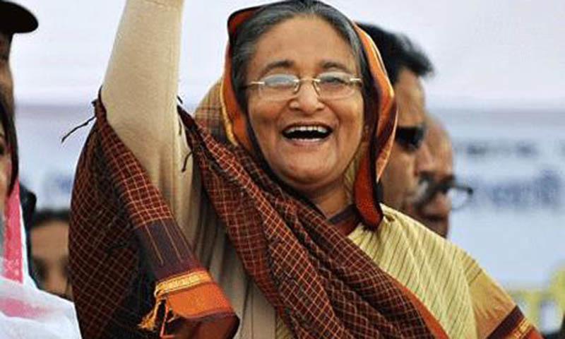 Prime Minister Hasina Wajid.—AFP/File
