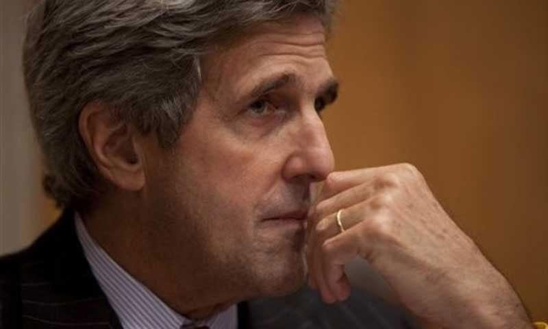 US Secretary of State John Kerry.—Photo by AP