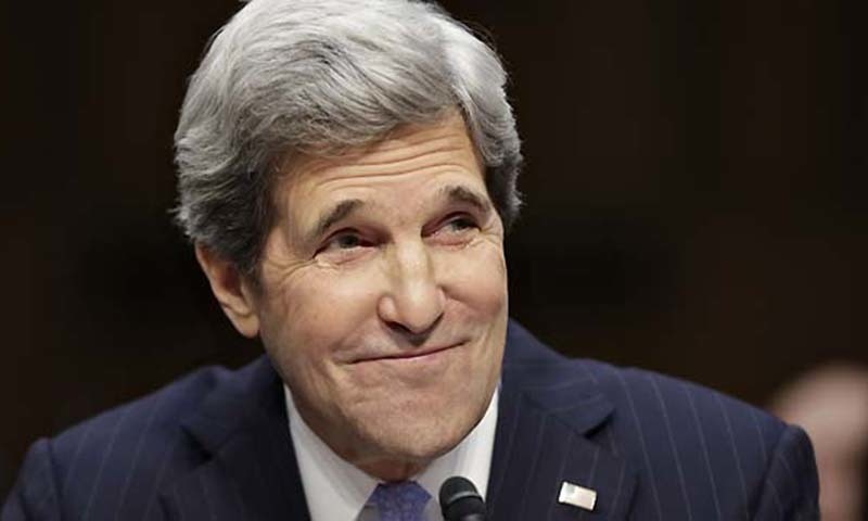 US Secretary of State John Kerry. — AP/File