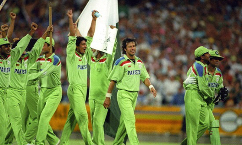 Imran's faith pushed us over the line in 92: Inzamam