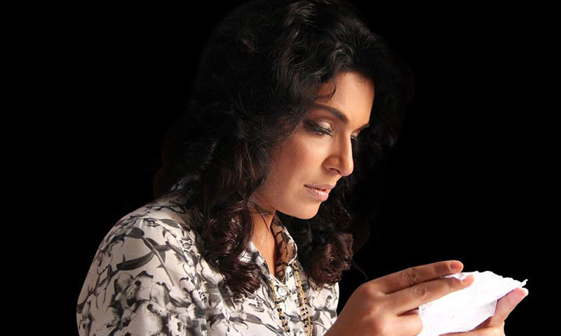 Meera in the film 'Hotal'. — Photo Courtesy: Hotal's Facebook Page