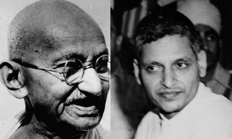 The campaign to glorify Gandhi's assassin