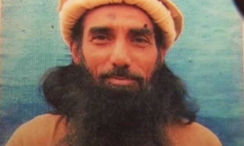 Sipah-i-Sahaba Pakistan's Ikramul Haq. — Photo by author