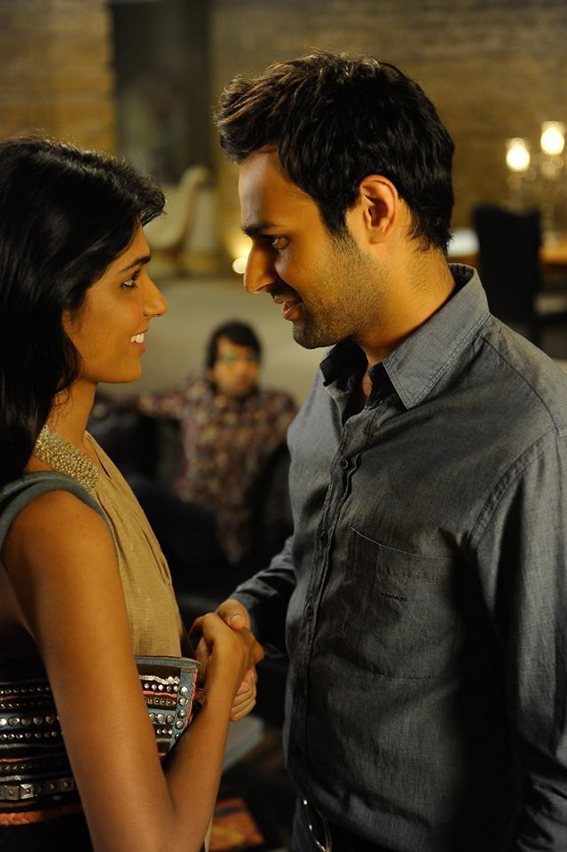 A still from the movie. – Photo courtesy: Official Facebook page of 'Good Morning Karachi'