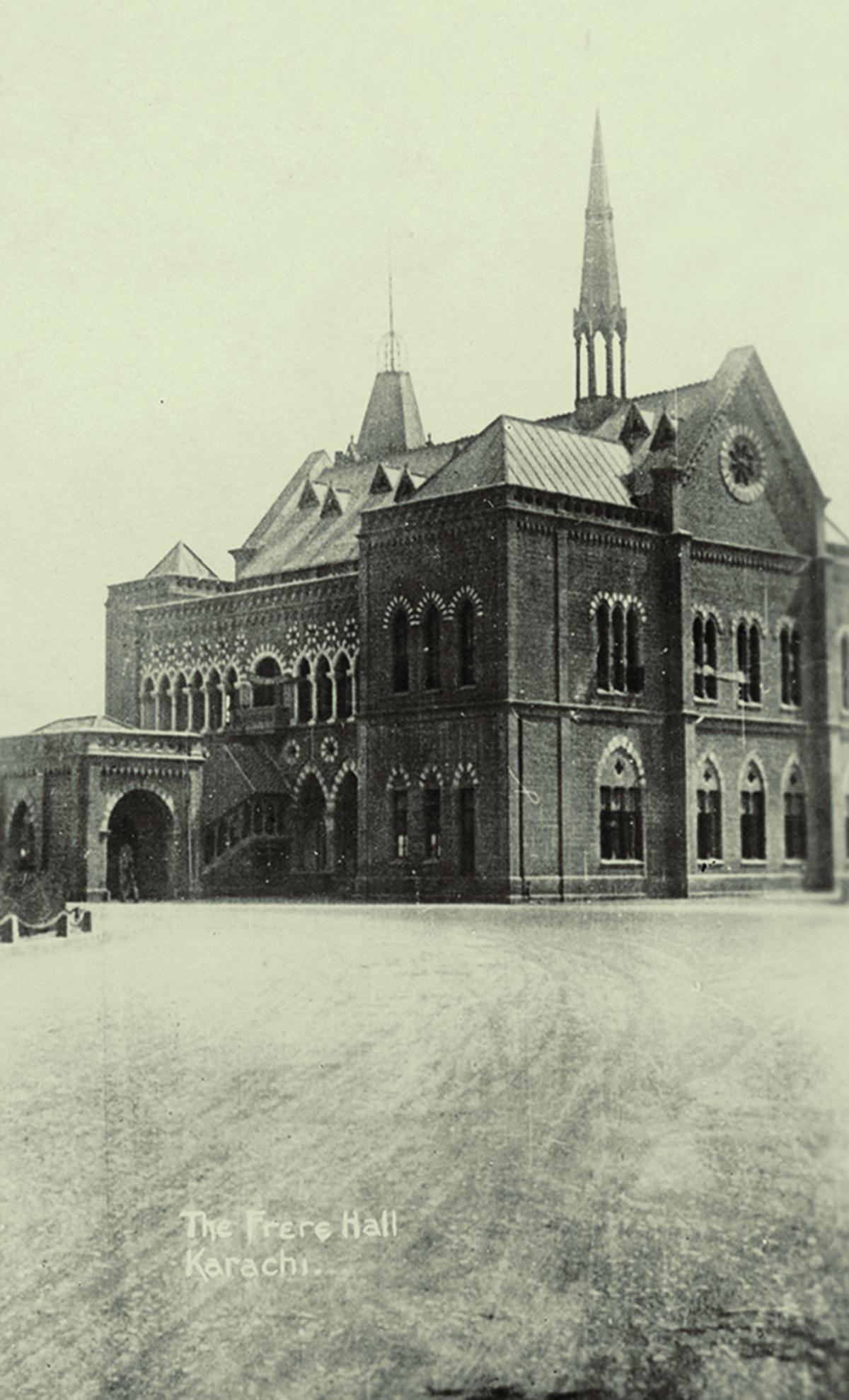 Frere Hall
