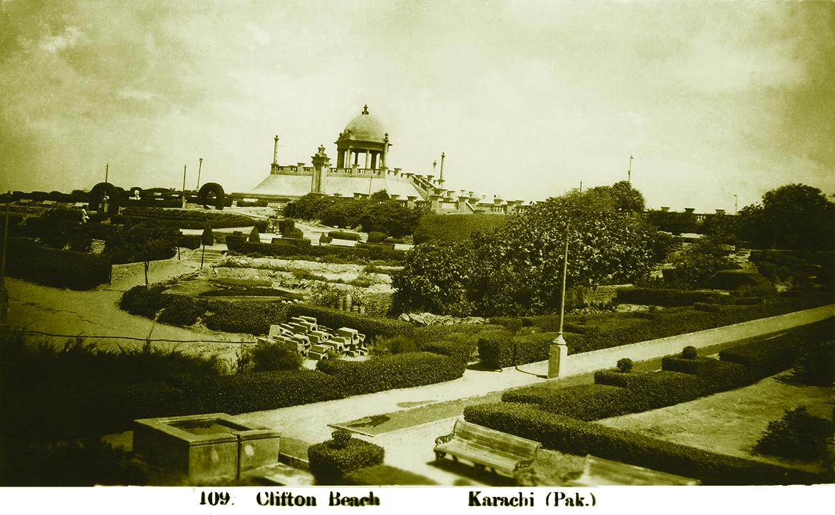Jehangir Kothari Parade and Pavilion