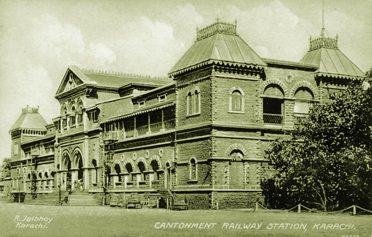Cantonment Railway Station